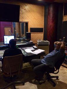 Studio Making CD